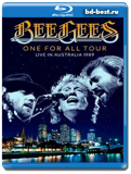 Bee Gees - One For All Tour - Live in Australia 1989  (Blu-ray,блю-рей)