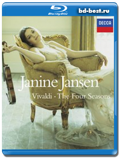 Janine Jansen - Vivaldi: The Four Seasons (2004) / Classical / 2014 / Hi-Res / Blu-Ray...