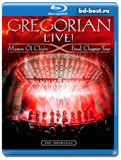 Gregorian - Live! Masters of Chant: Final Chapter Tour (Blu-ray,блю-рей)