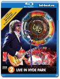 Jeff Lynne's ELO: Live in Hyde Park (Blu-ray, блю-рей)