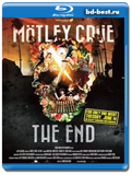 Motley Crue - The End: Live In Los Angeles   (Blu-ray, блю-рей)
