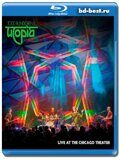 Todd Rundgren's Utopia - Live At The Chicago Theatre (Blu-ray,блю-рей)