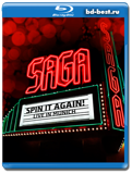 Saga: Spin It Again – Live in Munich (Blu-ray, блю-рей)