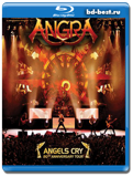 Angels Cry: 20th Anniversary Tour (Blu-ray, блю-рей)