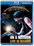 Michael Schenker's Temple of Rock: On a Mission – Live In Madrid  (Blu-ray,...