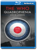 The Who - Quadrophenia - Live In London  (Blu-ray, блю-рей)