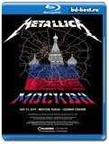 Metallica - Live in Moscow (Blu-ray,блю-рей)