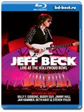 Jeff Beck - Live At The Hollywood Bowl (Blu-ray,блю-рей)