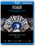 Mylene Farmer: Timeless 2013 (Blu-ray, блю-рей)