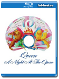 Queen - A Night at the Opera (1975) / Rock / 2013 / Hi-Res / Blu-Ray Audio