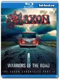 Saxon: Warriors of the Road – The Saxon Chronicles Part II (Blu-ray, блю-рей) 2...