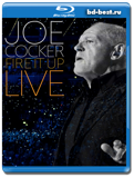 Joe Cocker: Fire it Up Live - Blues, Rock, Blues-Rock, Blue-Eyed Soul 2013 (Blu-ray,...