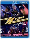 ZZ Top: Live at Montreux  (Blu-ray, блю-рей)