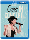 Caro Emerald in Concert - Jazz, Pop, R&B, Neo-Soul 2013 (Blu-ray, блю-рей)