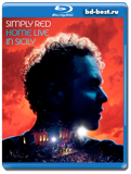 Simply Red: Home – Live In Sicily (Blu-ray, блю-рей)