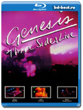 Genesis - Three Sides Live 1982 (Blu-ray, блю-рей)