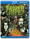 Broken Hope: Live Disease At Brutal Assault  (Blu-ray, блю-рей)