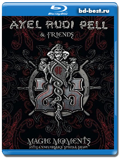 Axel Rudi Pell & Friends - Magic Moments – 25th Anniversary Special Show (Blu-ray,...