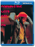 Marvin Gaye: Lets Get It On  (Blu-ray, блю-рей) AUDIO