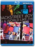 Backstreet Boys: In A World Like This – Japan Tour 2 диска  (Blu-ray,...