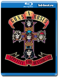 Guns N' Roses - Appetite For Destruction (Blu-ray,блю-рей)