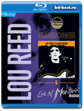 Lou Reed: Transformer & Live At Montreux (Blu-ray, блю-рей)