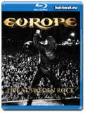 Europe: Live at Sweden Rock - 30th Anniversary Show - Rock 2013(Blu-ray, блю-рей)