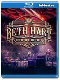 Beth Hart - Live At The Royal Albert Hall  (Blu-ray,блю-рей)
