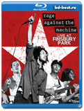 Rage Against The Machine: Live At Finsbury Park  (Blu-ray, блю-рей)