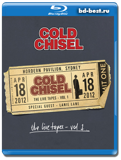 Cold Chisel: The Live Tapes - Vol. 1(Blu-ray, блю-рей)