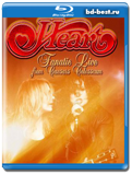 Heart: Fanatic Live From Caesar's Colosseum  (Blu-ray, блю-рей)