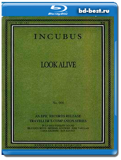 Incubus: Look Alive Blu-ray