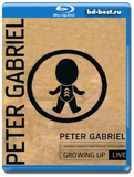 Peter Gabriel - Growing Up Live, Still Growing Up Live & Unwrapped  (Blu-ray,...