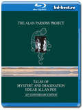 The Alan Parsons Project  Tales of Mystery and Imagination (Blu-ray,блю-рей) AUDIO