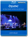 Djabe with Steve Hackett, Gulli Briem and John Nugent: Live In Blue  (Blu-ray,...