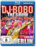 DJ Bobo: Dancing Las Vegas - Live in Berlin (Blu-ray,блю-рей)
