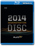 AURO 3D Demonstration Disc (Blu-ray, блю-рей)