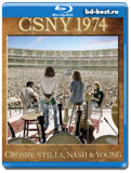 Crosby, Stills, Nash & Young - CSNY (1974) / Rock / 2014 / Hi-Res / Blu-Ray Audio