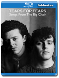 Tears For Fears - Songs From The Big Chair (1985)   (Blu-ray, блю-рей)  AUDIO