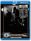 Blues Pills - Lady in Gold. Live in Paris (Blu-ray,блю-рей)