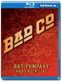 Bad Company - Live At Red Rock (Blu-ray,блю-рей)