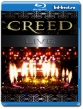 Creed - Live in Cynthia Woods Mitchell Pavilion