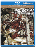 Keith Emerson Band Featuring Marc Bonilla: Moscow Tarkus  (Blu-ray, блю-рей)