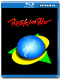 Rock in Rio 2013  (Blu-ray, блю-рей)