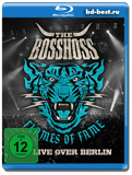 BossHoss: Flames Of Fame (Live Over Berlin) (Blu-ray, блю-рей)