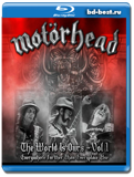 Motörhead - The Wörld Is Ours - Vol.1: Everywhere Further Than Everyplace Else