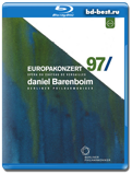 Europakonzert from Paris (Blu-ray, блю-рей)