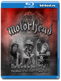 Motörhead: The World Is Ours, Vol.1:Everything Further Than Everyplace Else
