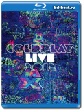 Coldplay - Live in Concert - alternative rock 2012
