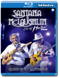 Santana & McLaughlin: Live at Montreux - Invitation to Illumination - Rock  2011...